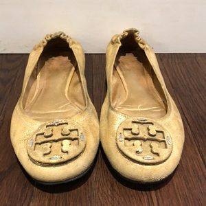 Tory Burch Flats Size 10